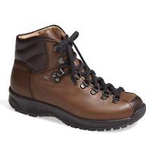 $394 FINN COMFORT 'Garmisch' Leather Hiking Boot, 6 Lk Nw!
