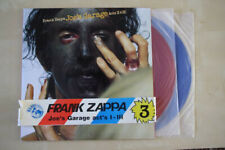 Frank Zappa ‎Joe's Garage Acts I-III Globus International ‎Red, White & Blue Wax