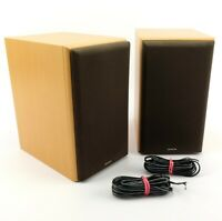 MISSION SC-M50 SCM50 Speakers | Denon Surround Sound Home Cinema | + Cable
