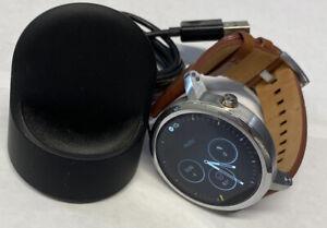 Motorola Moto 360 46mm Smart Watch 316L