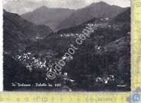 Cartolina - Postcard - Fobello - Valsesia - Panorama -  1956