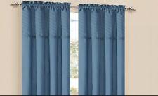 Duck River Textile Annecy 80 X84 Pair Rod Pocket Window Panel Set