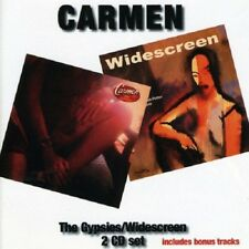 Carmen The Gypsies/David Allen Widescreen 2-CD+Bonus Tracks NEW SEALED