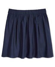 Nautica Girls Navy Blue Scooter Skort Skirt School Uniform Size 12 Regular