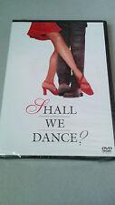 """DVD """"SHALL WE DANCE ?"""" MASAYUKI SUO KOJI YAKUSHO NAOTO TAKENAKA ERIKO COMO NUEVO"""