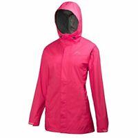 Helly Hansen Womens Freya Hooded Waterproof Jacket Purple