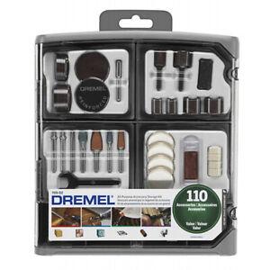 Accessory Kit DREMEL Accessory Storage Kit 709-RW2 All Purpose 110 Accessories