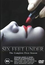 Six Feet Under : Season 1 (DVD, 2004, 4-Disc Set)