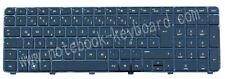 Deutsche QWERTZ Tastatur HP Pavilion DV7-6000 DV7-6100 dv7t-6100 DV7-6xxx DE Neu