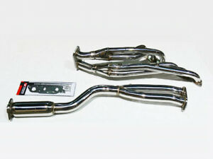 OBX Racing Sports Long Tube Header For 2000-2005 Lexus IS300 3.0L 6cyl