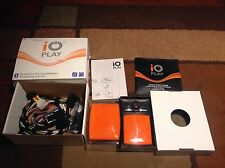 SoundGate iOplay 4-speaker Bluetooth audio and cell phone hands-free car kit