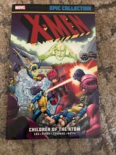 X-Men - Children of the Atom Stan Lee 2015 Paperback Marvel Epic Collection Tpb