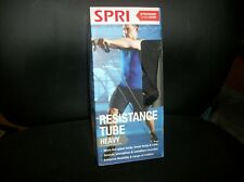 SPRI Resistance Tube Band Heavy up to 50 LBS Exercise Crossfit