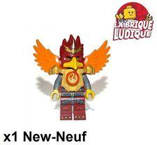 Lego - Figurine Minifig Chima Foltrax aigle eagle 70146 LOC076 NEUF