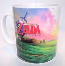The Legend Of Zelda - Ocarina Of Time - Nintendo Game - Coffee MUG CUP