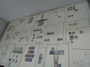 Nystamps Mexico many mint old stamp & Ovpt Inverted Error collection