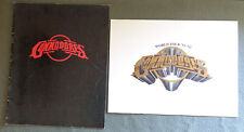 2 Commodores Tour Books, 1983 & World Tour '91–'92
