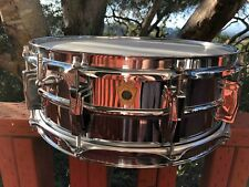 """Ludwig Supraphonic 1960s Snare Drum 14""""x5""""- Clean Shell"""