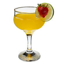 SET of 4-pc Luminarc 'Elegance' 9 Oz Crystal-Clear Margarita, Soda Glasses