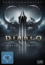 Diablo III: Reaper Of Souls - Erweiterung PC/Mac, 2014, DVD-Box NEU & OVP D3
