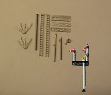 P&D Marsh N Gauge N Scale B354 GWR junction signal kit requires painting