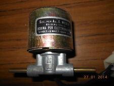FIAT 850 Bobina elettrovalvola Hot Air Pick up pipe Weber valve