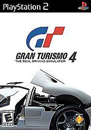 Gran Turismo 4 (PlayStation 2, 2005) No Manual