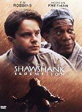 The Shawshank Redemption (Dvd, 1999) Morgan Freeman Tim Robbins