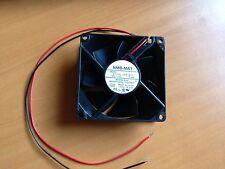 Ventilateur PC neuf  80 x 80 x 25 mm NMB  3110KL-05W-B10. Carton de 80 pièces
