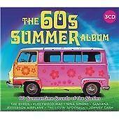 Various - The 60s Summer Album (2016)  3CD  NEW/SEALED  SPEEDYPOST