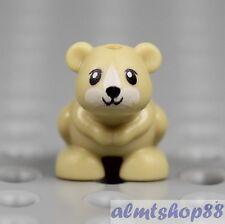 LEGO - Hamster Tan - Small Pet Mouse Farm Animal Zoo Minifigure Friends
