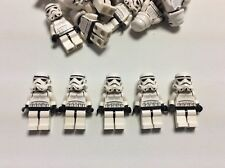 LEGO Star Wars Storm Trooper minifigure Lot of 5 minifigs minifigures