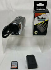 Sony Handycam HDR-CX190 Full HD 1080 W/ Battery New Charger 16gb San Tested EUC