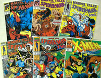 Lot of 6 Marvel Tales #233 235-239 VF/NM Spider-Man X-Men McFarlane Covers