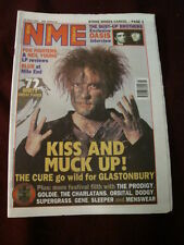 NME 1995 JUNE 24 CURE STONE ROSES OASIS BLUR NEIL YOUNG FOO FIGHTERS PRODIGY