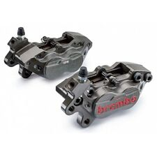 Brembo Racing Front Axial Brake 2-piece Calipers 40mm Axial Mount