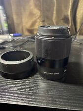 Sigma 30mm DC DN F/1.4 Lens For Sony
