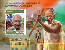 Guinea - 2019 Mahatma Gandhi - Stamp Souvenir Sheet - GU190305b