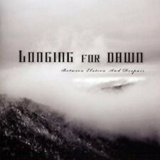 "LONGING FOR DAWN ""BETWEEN ELATION..."" CD DEATH/DOOM NEW+"