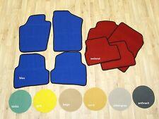 farbige Autoteppiche für fast alle Nissan-Modelle für z.B. Micra, Primera, usw.