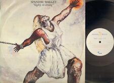 "SPANDAU BALLET Highly Re-Strung  12"" Ps B/W Highly Strung-Extd Version, Spanx 5"