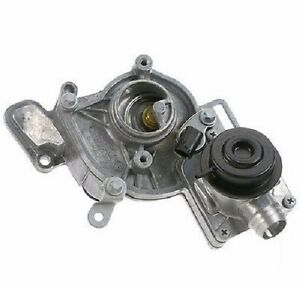 Mercedes-Benz S CL Class Genuine Thermostat With Housing,Temperature Sensor New