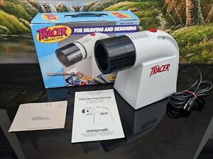 '94 Artograph Tracer Projector Image Enlarger: #225-360 w/ Original Box & Manual