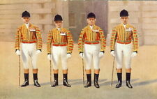 TUCK - Royal Postillions in State Livery, Buckingham Palace - Unposted 1930