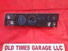 1968 Dodge Charger Coronet SuperBee Dash Cluster Mopar Rallye Instrument Gauge