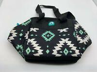 Igloo Lunch Tote Bag Insulated Zipper Closure
