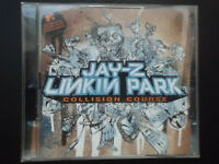 JAY - Z / LINKIN  PARK  -  COLLISION  COURSE ,  CD / DVD  SET 2004 ,   NU METAL