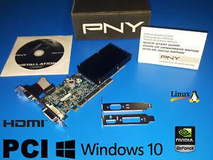Dell Dimension 4500 4550 8100 8200 8300 PCI HDMI DVI VGA Video Graphics Card NEW