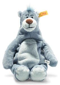 Steiff Disney 'Baloo' Jungle Book - washable baby safe soft toy bear - 024542