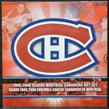2005 - 2006 Canada Montreal Canadiens NHL GIFT SET